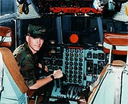Air Force - Chaplain Rick Brewer