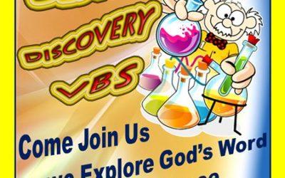 Destination Discovery – Mad Scientist