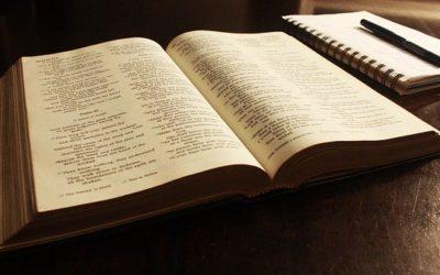 Word Study Method of Bible Study