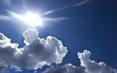 Gods Global Warming