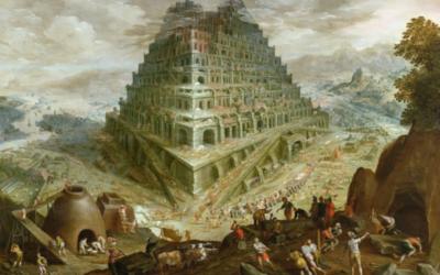 #3 – Tower of Babel