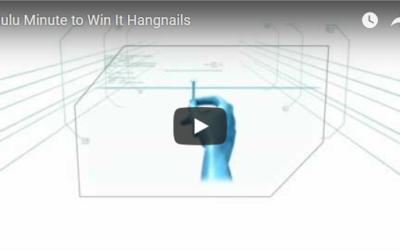 Minute To Win It – Hangnail