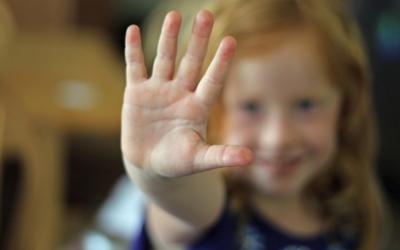 5 Finger Prayer List
